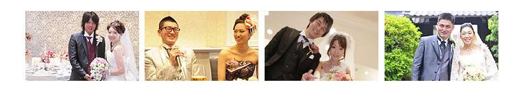 R Bridalで結婚式を挙げた先輩カップルの感想をご紹介
