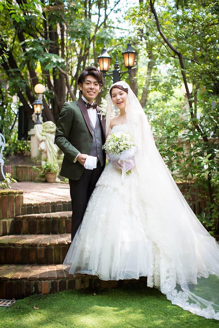 よし川レトワール・ドゥ・ジェアンで結婚式を挙げました