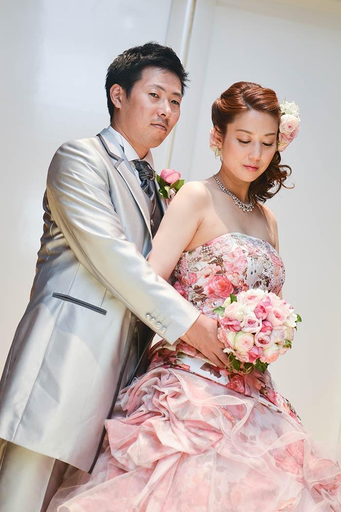 地上105mのヒルトン名古屋「ONE O FIVE」で結婚式を挙げました