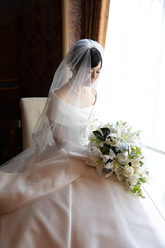 名古屋観光ホテル・那古の間で結婚式を挙げました